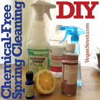 DIY and Chemical-Free Spring Cleaning