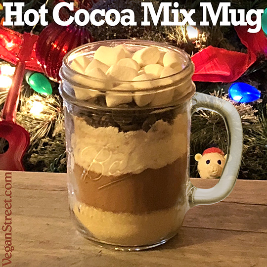 Hot Cocoa Mix Mug